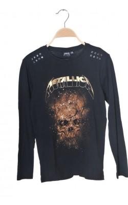 Bluza Metallica, 12-13 ani