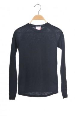 Bluza mix lana merinos Norheim, 12 ani