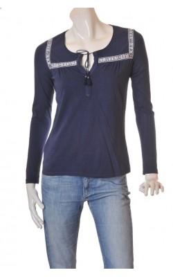 Bluza modal cu broderie Promod, marime M