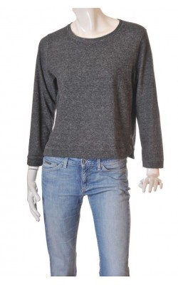 Bluza molton gri H&M, marime L