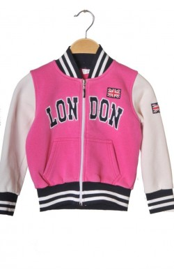 Bluza molton London, 4 ani