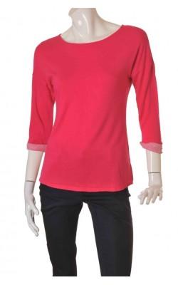 Bluza molton roz H&M, marime S