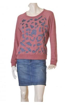 Bluza molton Selected Femme Jeans, marime M