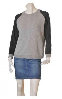 Bluza molton Zara Trafaluc, marime 38