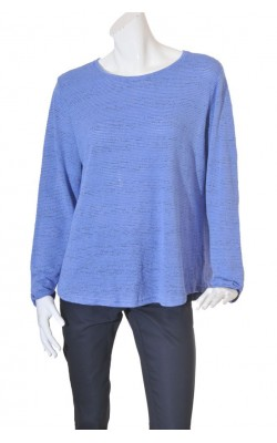 Bluza mov Andrea Pm Norway, marime XXL
