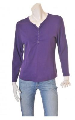 Bluza mov Hanna, marime XL