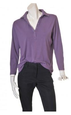 Bluza mov Hanna, marime XXL