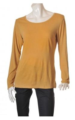 Bluza mustar H&M L.o.g.g., marime XL