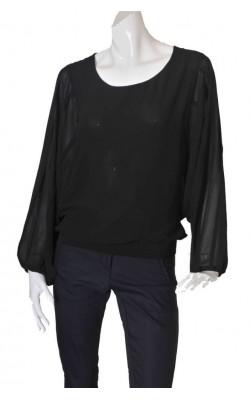 Bluza neagra B.Young, marime 40