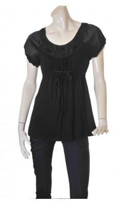 Bluza neagra H&M Mama, marime M
