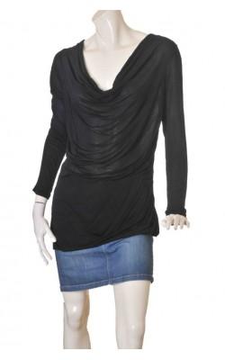 Bluza neagra modal Margit Brandt, marime 46