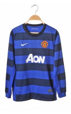 Bluza Nike Manchester United dry fit, 12-13 ani