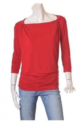 Bluza Paranoia, aplicatii metalice pe umeri, marime 38