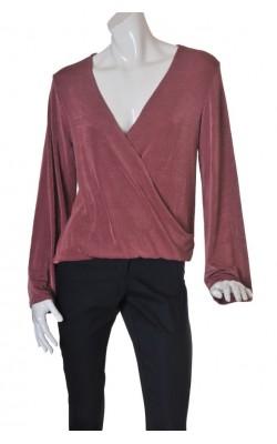 Bluza petrecuta Nly Trend, culoare mov, marime L