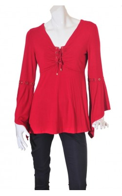 Bluza rosie Bodyflirt Boutique, marime M