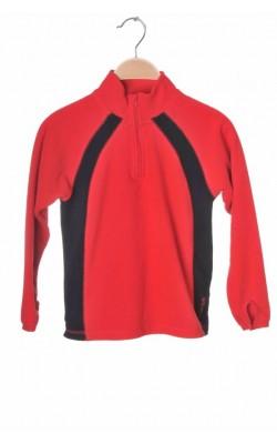 Bluza rosie fleece Cubus, 9 ani