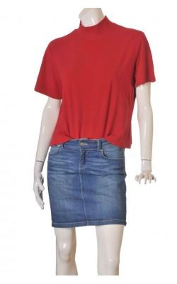 Bluza rosie Micha, marime 48/50