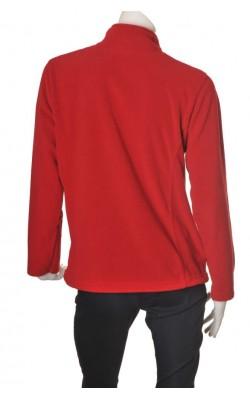 Bluza rosie polar Etirel, marime L