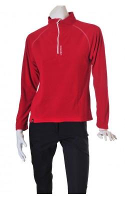 Bluza rosie polar Stormberg, marime M