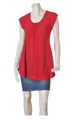 Bluza rosie The Masai Clothing, marime L