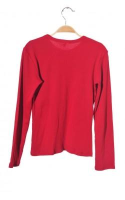 Bluza rosie United Colors of Benetton, 11-12 ani