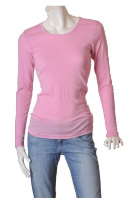 Bluza roz de lana Cubus, marime L