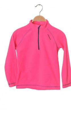 Bluza roz fleece Stormberg, 6 ani