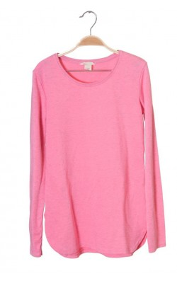 Bluza roz molton H&M, 12-14 ani