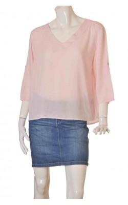 Bluza roz pal vascoza Fransa, marime 46