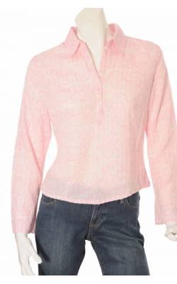 Bluza roz print floral Street One, marime 40