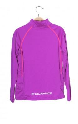 Bluza sport multifunctionala sezon rece Endurance, 12 ani