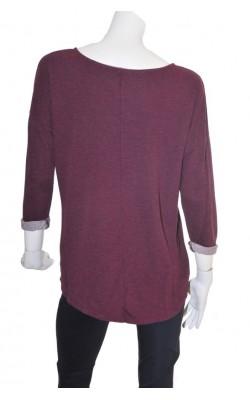 Bluza supradimensionata din molton H&M, marime L