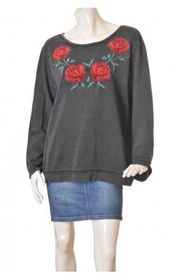 Bluza supradimensionata H&M, marime XL