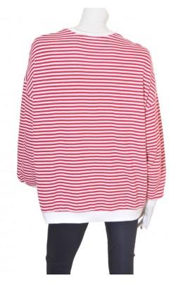 Bluza suprafimensionata molton Bik Bok, marime XL