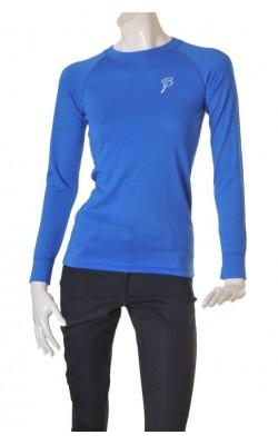 Bluza termica Bjorn Daehlie, lana merinos, marime S