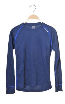 Bluza termica bleumarin Norheim, 12 ani