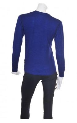 Bluza termica lana merinos Devold double, marime S