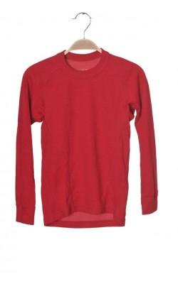 Bluza termica lana merinos Devold, dublu strat, 10 ani