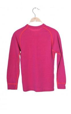 Bluza termica lana merinos Devold, dublu strat, 12 ani