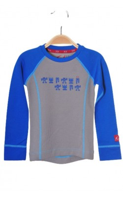 Bluza termica lana merinos si Sorona Ulvang, 2 ani