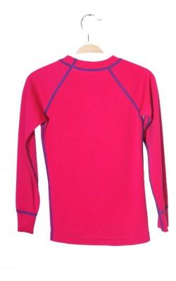 Bluza termica mix lana Bjorn Daehlie, 8-9 ani