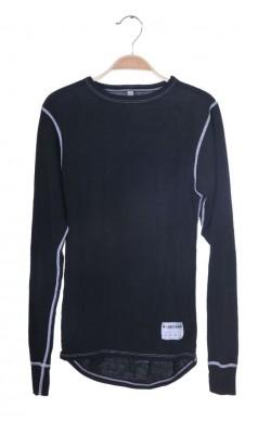 Bluza termica mix lana merinos Basecamp, marime S