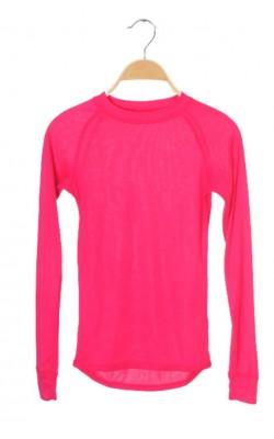 Bluza termica roz, 12 ani