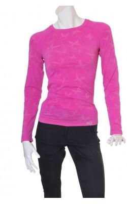 Bluza termoactiva roz Kari Traa, marime M