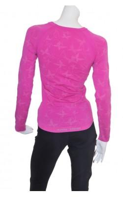 Bluza termica roz Kari Traa, marime M