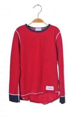 Bluza termica Ulvang, lana si vascoza, 7 ani