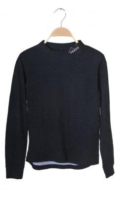 Bluza termica Varde, mix lana, 12 ani