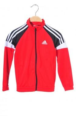 Bluza trening Adidas, 7-8 ani