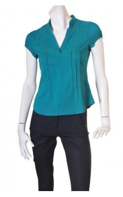 Bluza verde H&M, marime 40