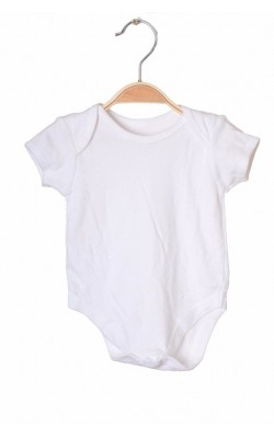 Body alb Mothercare, 0-3 luni, 6.5 kg